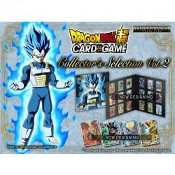 Collector's Selection Vol. 2 (en Anglais) - Dragon Ball Super Card Game (AVRIL 2022)