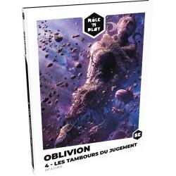 Rôle'n Play : Oblivion 4 - Les tambours du jugement - Héros & Dragons