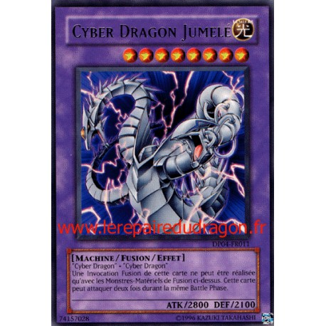 Cyber Dragon Jumelé (R)