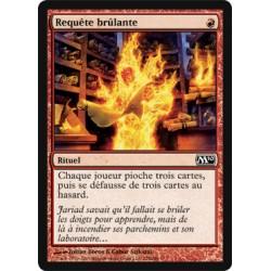 Rouge - Requête brûlante (C)