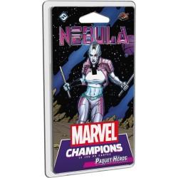 Nebula - Paquet Héros - Marvel Champions