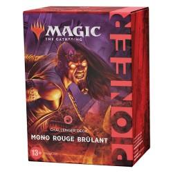 Mono Rouge Brûlant - Pioneer Challenger Decks 2021 - Magic The Gathering