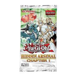Boite Hidden Arsenal Chapter 1 - Yu-Gi-Oh!