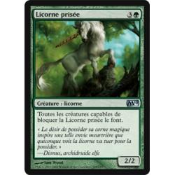 Verte - Licorne prisée (U)