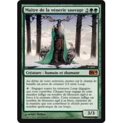 Verte - Maître de la vénerie sauvage (M)