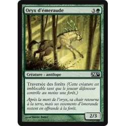 Verte - Oryx d'émeraude (C)