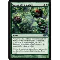 Verte - Spirale de la nature (U)