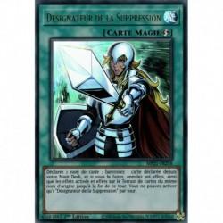 Désignateur de la Suppression (UR) [MP21] - Yu-Gi-Oh!