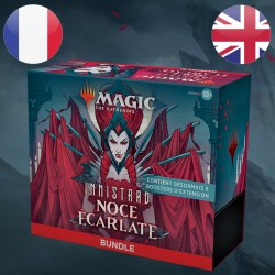 Bundle Innistrad Noce Ecarlate - Magic The Gathering (19/11/2021)