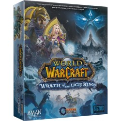 World of Wracraft : Wrath of the Lich King – Un jeu Pandemic System (29/10/2021)