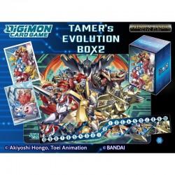 Tamer's Evolution Box 2 (Anglais) - DIGIMON CARD GAME (04/2022)