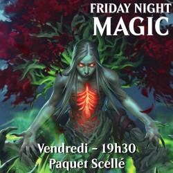 Friday Night Magic : Paquet Scellé - Magic The Gathering