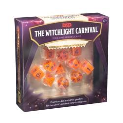 Set de dés Witchlight Carnival - Dungeons & Dragons