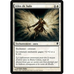 Blanche - Ailes de Halo (C)