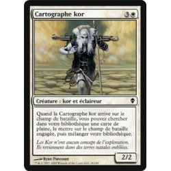 Blanche - Cartographe Kor (C)