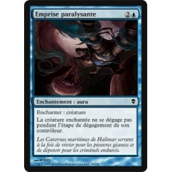 Bleue - Emprise Paralysante (C) [ZEN]