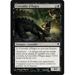 Noire - Crocodile d'Hagra (C) [ZEN]