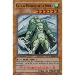 Raiza, le Monarque de la Tempête (SR)