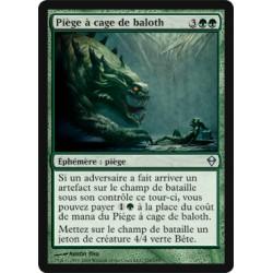 Verte - Piège à Cage de Baloth (U)