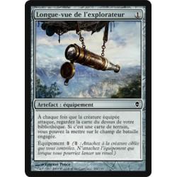 Artefact - Longue-vue de l'Explorateur (C)
