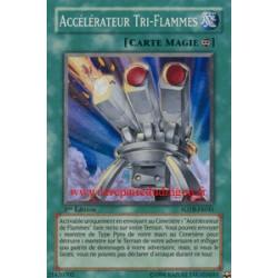 Accélérateur Tri-Flammes (SR)