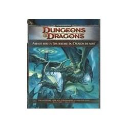 Assaut sur la Forteresse du Dragon de Nuit