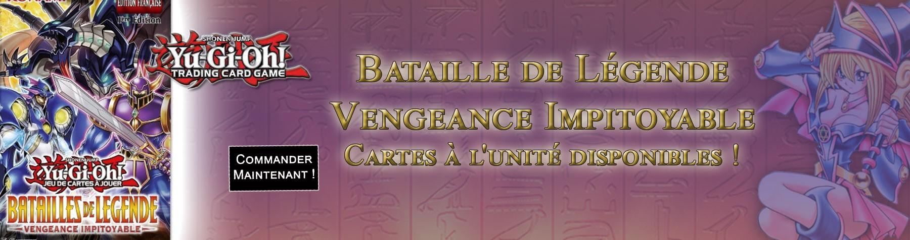 Bataille de Légende Vengeance Impitoyable