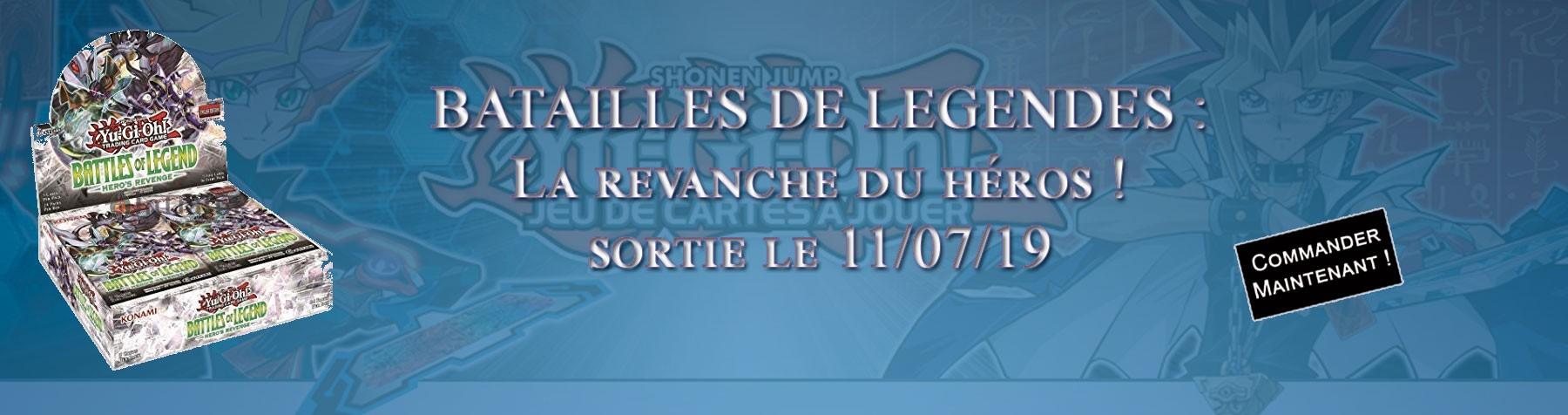 Bataille de Légende - Revanche du Héros