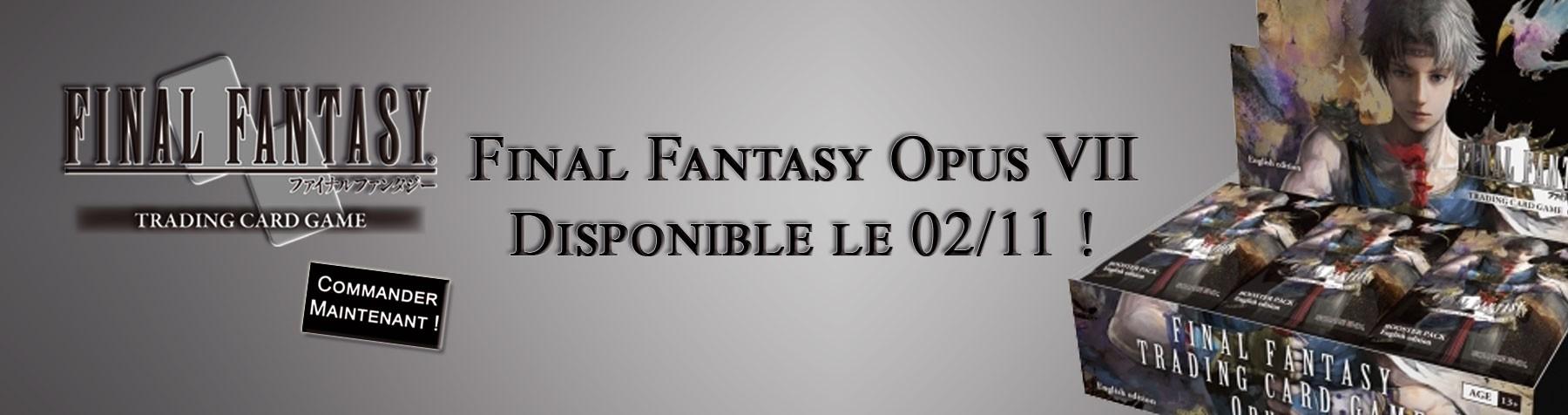 Final Fantasy Opus 7