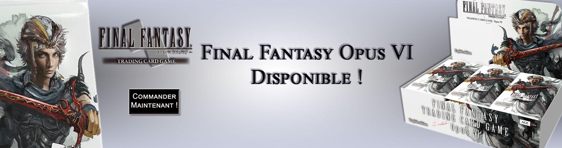 Final Fantasy Opus 6