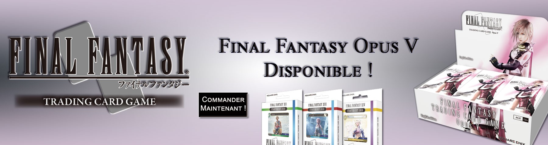 Final Fantasy Opus 5